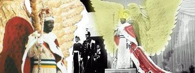 Coronación de Bokassa
