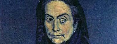 Picasso: La Celestina, 1904