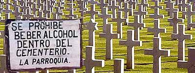Cementerio de parroquia