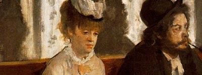 Edgar Degas: L'absinthe, 1876