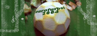Cartel-montaje de la Eurocopa'04