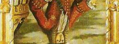 Felipe V el Pirómano