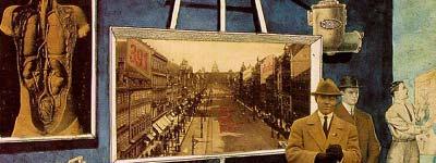 Raoul Hausmann: Dada Siegt, 1920 (fragmento)