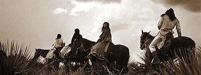 Los indios de Norteamérica, de Edward Curtis