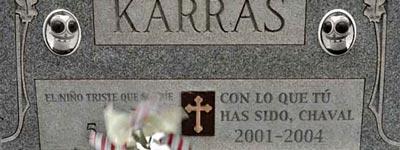 Epitafio de Karras