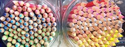 Lápices que duran tres vidas