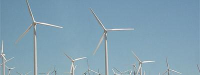 Nuevos molinos de viento