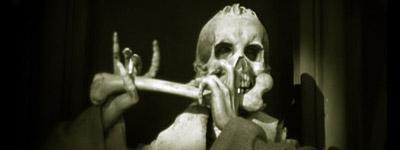 La muerte, Metrópolis, 1926