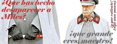 El mago Pinochet