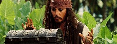 Piratas de pacotilla en el Caribe