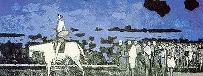 Antonio Rodríguez Luna: Don Quijote en el exilio, Museo de Guanajuato