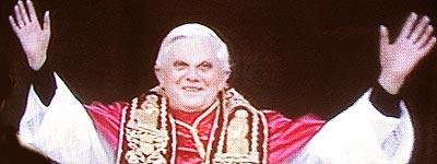 Ratzinger, dáles caña