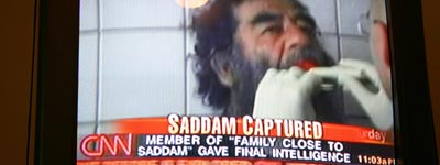 Saddam Captured