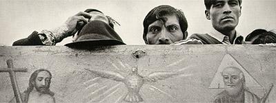 Sebastiao salgado: Día de la Muerte, Ecuador, 1982