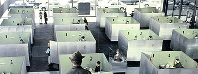 Jacques Tati: Playtime